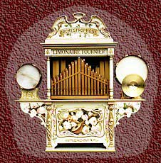 Orgue a carton type 35 D