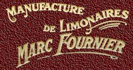 Manufacture de limonaires Marc Fournier